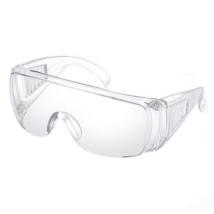 Orvosi védőszemüveg, átlátszó, páramentesítő, 1db