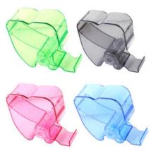 Fog alakú vattarolni tartó, színes, autoklávozható, 1 db