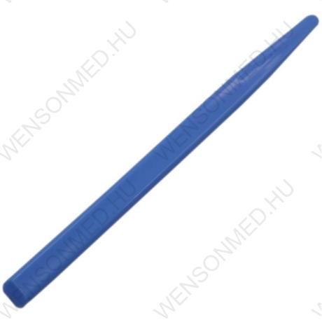 Spatula, kék, cement keveréshez, 1 db