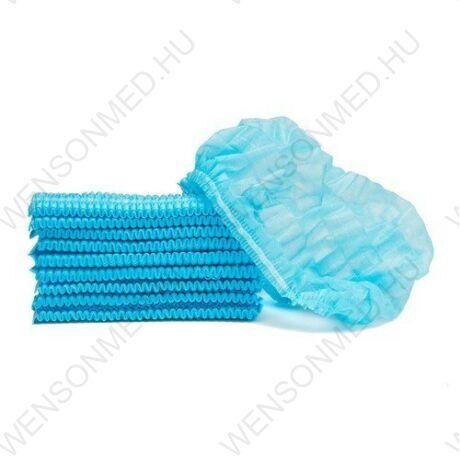 Hajháló, 100 db / csomag, kék színű